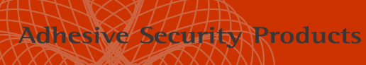 Adhesive Security Products Logo