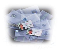 ID card & pouches picture